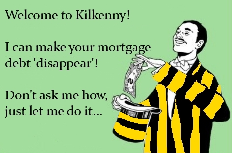 killkenny trust - making mortage debt disappear