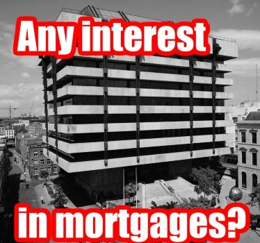 central bank interest only mortgages report