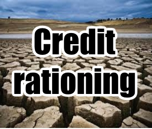 credit rationing ireland