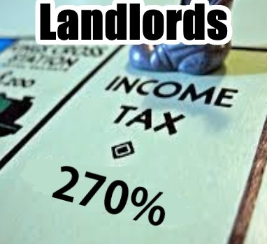 landlords taxation