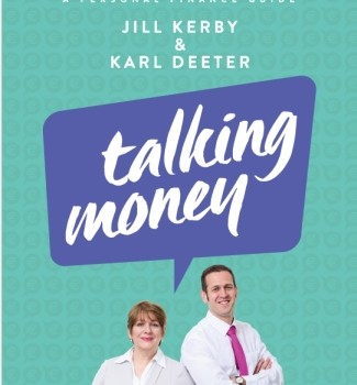 Talking Money by karl deeter and jill kerby -cover