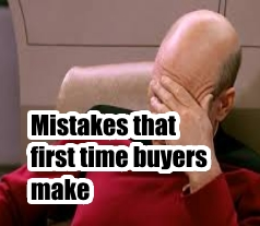 Podcast 00001 - Mistakes that first time buyers make