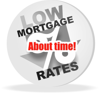 2016 low mortgage rates