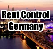 rent control Europe - Germany